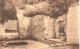 Villers-devant-Orval - Orval - Abbaye D'Orval -  Fontaine Mathilde - Florenville