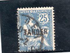 MAROC 1918-24 O - Morocco (1891-1956)