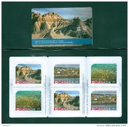 CANADA 2015, # 2858a, UNESCO   World Heritage Sites,( NEW ISSUE AUGUST 21th.)  USA Rate Bk Of 6 Stamps - Full Booklets