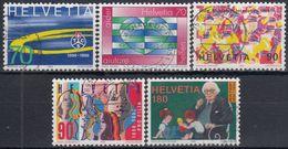 SUIZA 1996 Nº 1499/03 USADO - Suiza