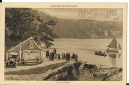 L'Auvergne Poétique- Le Lac Pavin - Frankrijk