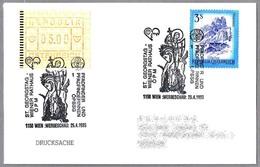 SAN JORGE - SAINT GEORGES - SAINT GEORGE. DRAGON. Wien 1993 - Cristianismo