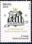 Brasilien 3994 - Fussball Verein Santos - Futebol - Unused Stamps