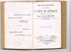 SAINT LOUIS DE GONZAGUE - 1801-1900