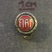 Badge (Pin) ZN006124 - Automobile (Car) Truck (Lastkraftwagen / Kamion) Tractor Fiat - Fiat