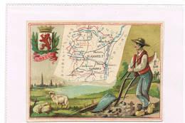 PROVINCE DU LIMBOURG Vieille Image - Vieux Papiers