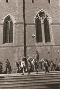 Arezzo - REAL PHOTO (12,0 X 18,0 Cm) - Giostra Del Saracino - Costumi - Italia - Arezzo