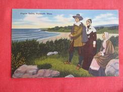 Pilgrim Exiles Plymouth Mass  Ref 2760 - History