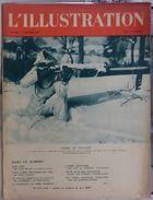 L'Illustration N° 5059 17 Février 1940 - Journaux - Quotidiens