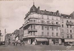 Place De La Gare Et Boulevard Beaumont, à Rennes (35) - - Rennes