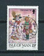1993 Isle Of Man Christmas,kerst,noël,weihnachten Used/gebruikt/oblitere - Man (Eiland)