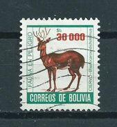 1985 Bolivia Animals,dieren,tiere Used/gebruikt/oblitere - Bolivië