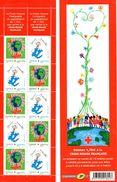 France.carnet 2055.carnet Croix Rouge De 10 Timbres 2006.neuf Non Plié. - Red Cross