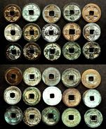 CHINA - LOT : 15 Different COINS -  NORTHERN SONG   (960-1127)  SONG Du NORD   CHINE - Chine