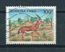 1986 Burkina Faso Animals,dieren,tiere Used/gebruikt/oblitere - Burkina Faso (1984-...)