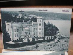 Croatia Opatija Abbazia Villa Neptun 1914. - Kroatien