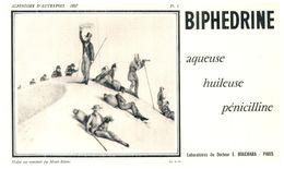 Lab Bo/Buvard Laboratoires Bouchara (Format 21 X 13.5)  (N= 1) - Produits Pharmaceutiques