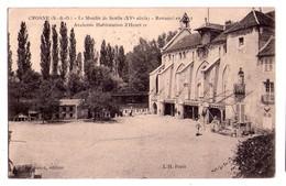 D109 - Crosnes S&O - Le Moulin De Senlis - Domerson édit. L' H Paris - Crosnes (Crosne)