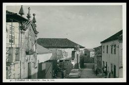 CARREGAL DO SAL - CABANAS DE VIRIATO - Rua Do Aido.( Nº 31) Carte Postale - Viseu