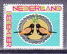 Nederland 2011 NVPH Nr 2897 , Mi Nr  2939 Decemberzegel, Vogel, Bird, - Periode 1980-... (Beatrix)