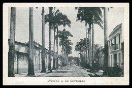 PARÁ - BELEM  - Avenida 16 De Novembro.  Carte Postale - Belém
