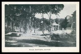 PARÁ - BELEM - Praça Baptista Campos.  Carte Postale - Belém