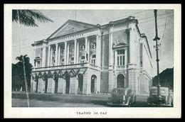 PARÁ - BELEM  - TEATRO - Teatro Da Paz.  Carte Postale - Belém
