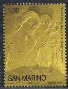 2008 SAN MARINO MADONNA DELLA MISERICORDIA MNH ** - Neufs