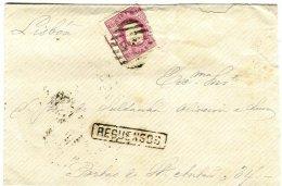 PORTUGAL, Cover, F/VF - Storia Postale
