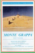 Sagrari Militari Della 1^ Guerra Mondiale - Monte Grappa - - Guerra 1914-18