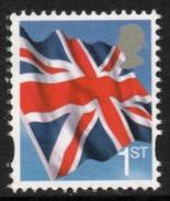 GREAT BRITAIN 2015 Union Flag Stamp: Single Stamp (ex PSB) UM/MNH - Unused Stamps