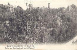 RUINE DE REINHARDSTEIN PRES DE MALMEDY  1908 - Liège