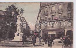 CPA PARIS MONTMARTRE 75018 LA PLACE SAINT GEORGES - District 18