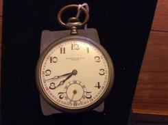 Montre Gousset Record Watch Genève - Watches: Bracket