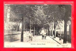 95-CPA SANNOIS - AVENUE ROZEE - (N°3017) - Sannois