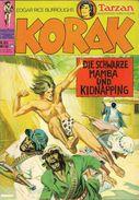 Korak Tarzans Sohn N° 83 - En Allemand - 1974 - Klaus Recht GmbH, Hamburg - TBE - Livres, BD, Revues