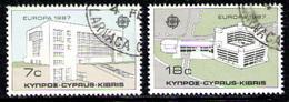 CYPRUS 1987 - Set Used - Chypre (République)