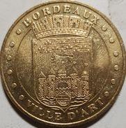 33 - Bordeaux Ville D'art     2003 - Monnaie De Paris