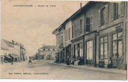 G160 - 42 - LAPACAUDIERE - Loire - Route De Paris - La Pacaudiere