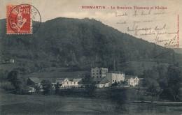 G160 - 88 - DOMMARTIN - Vosges - La Brasserie Thumann Et Kleiber - Francia
