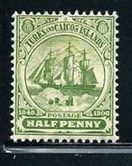 Turks & Caicos Islands         Stamp     SC# 10 Mint - Turks And Caicos