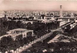 MAROC CASABLANCA Le Boumevard Gouraud Et Les Batiments Administratifs 10(scan Recto-verso) MA704 - Casablanca