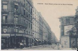Paris - Rue Didot Prise De La Rue D'Alésia - P.Marmuse - Arrondissement: 14