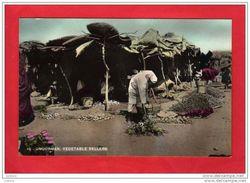 Omdurman - Vegetable Sellers - Marché Market - Sudan Soudan Afrique - Africa ( 2 Scans ) - Sudan
