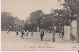 Paris - Place Saint-Jacques - ELD - Arrondissement: 14