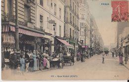 Paris - Rue Didot - CP - Arrondissement: 14