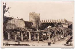 Rabat - Dans Le Jardin Des Oudaias - Carte Photo Maroc Morocco ( 2 Scans ) Africa - Rabat
