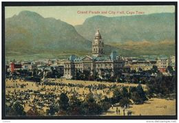 Cape Town Grand Parade And City Hall South Africa (2 Scans) - Südafrika