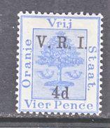 ORANGE  FREE  STATE  49  * - Orange Free State (1868-1909)