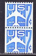 U.S. C 52   **  COIL   LINE  PAIR - Air Mail
